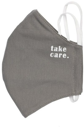 Takecare Supply Takecare Non-Medical Face Mask Grey Set Of 3