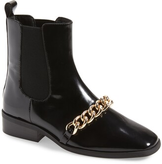 Jeffrey Campbell Emrys Chelsea Boot