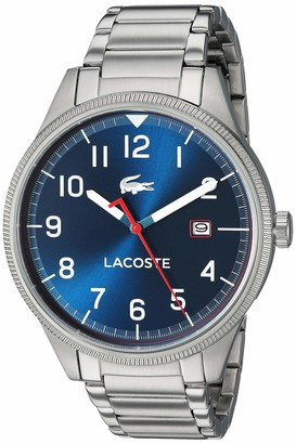 Lacoste Men's Quartz Watch with Stainless Steel Strap