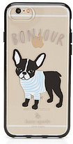 Kate Spade Bonjour French Bulldog iPhone 7 Case