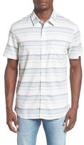 Quiksilver Men's 'Aventail' Stripe Woven Shirt