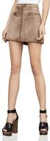 BCBGMAXAZRIA Kahli A-Line Mini Skirt