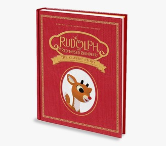 Pottery Barn Kids The Classic Story - Rudolph the Red-Nosed Reindeer Book