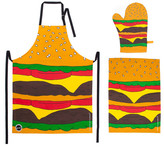 Burger Woouf Kitchen Set
