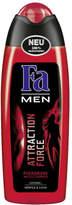 Fa Attraction Force Men's Shower Gel by 8.5oz Shower Gel)