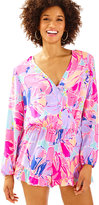 Lilly Pulitzer Fanning Romper