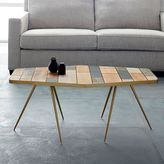 west elm Roar + RabbitTM Patchwork Coffee Table