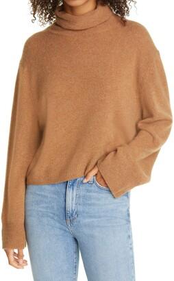 Line Esme Cashmere Turtleneck Sweater