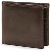 Frye Men's 'Logan' Leather Billfold Wallet - Beige (Online Only)
