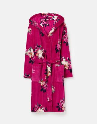 Joules 207375 Fluffy Dressing Gown