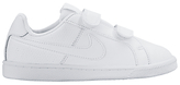 Nike Children's Court Royale Double Rip-Tape Trainers, White