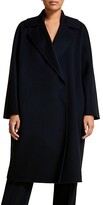 Thumbnail for your product : Marina Rinaldi, Plus Size Double Wool Coat