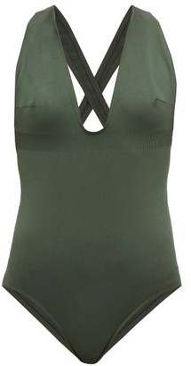 Prism2 Prism - Illuminate Crossover-back Bodysuit - Womens - Green