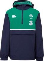 Canterbury of New Zealand Junior Ireland Showerproof Jacket Peacoat