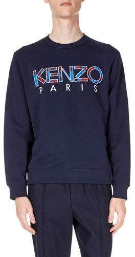 8529404bb Kenzo Men's Sweaters - ShopStyle