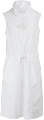 Maison Margiela Cotton poplin dress