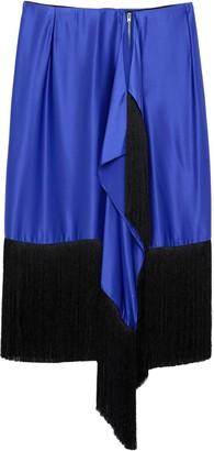 Marques Almeida MARQUES' ALMEIDA Knee length skirts