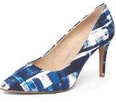 Dorothy Perkins Womens **Lily & Franc Blue 'Josie' Court Shoes- Black