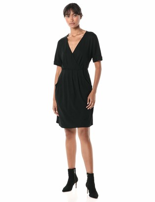 Kensie Women's Drapey Knit Dress