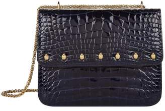 Westminster Ethan K Crocodile Hedgehog Shoulder Bag