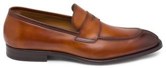 Bruno Magli Luigi Leather Penny Loafers