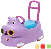 Little Tikes Scoot Around Animals- Hippo Ride On