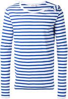 Faith Connexion Breton strip sweater - men - Cotton - S