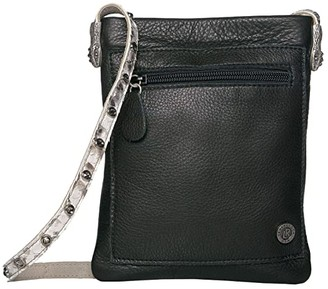 Leather Rock Cobra Cell Pouch