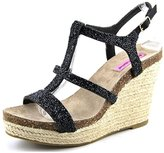 Betsey Johnson Skylir Women US 9.5 Wedge Sandal