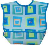 Dex Baby Dura Bib - Geo Blue (Large)