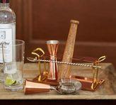 Pottery Barn Copper Bar Tool Set