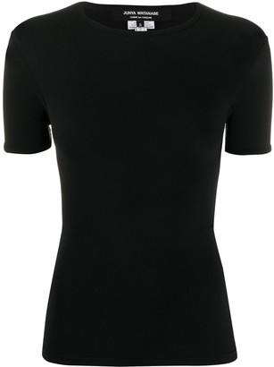 Junya Watanabe fitted T-shirt