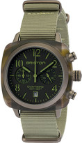 Briston 16140.PKAM.TJ.19.NJ Clubmaster Classic Jungle chronograph watch