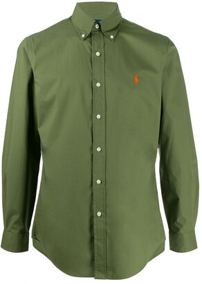 Polo Ralph Lauren Long Sleeved Cotton Shirt
