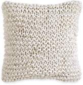 DKNY City Pleat Ribbon Decorative Pillow, 14 x 14