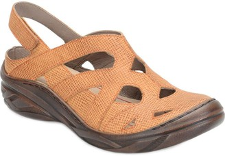 bionica Nubuck Leather Sport Sandals - Maclean