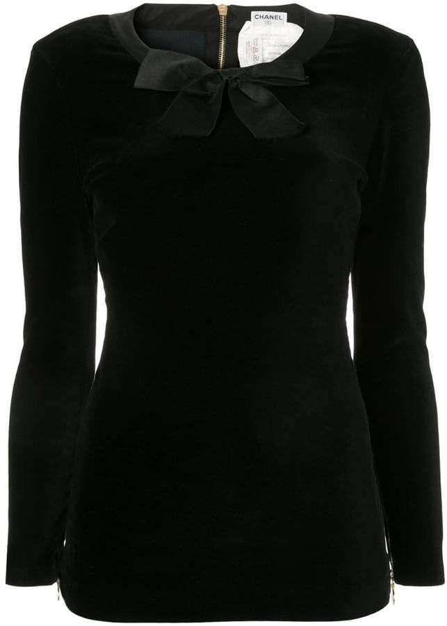 a7d6de0e63ee Chanel Women's Tops - ShopStyle