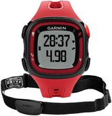 Garmin Forerunner 15 GPS Watch With Heart Rate Monitor (Large) 8120960