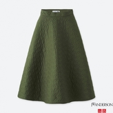 Uniqlo WOMEN J.W.Anderson Quilted Skirt