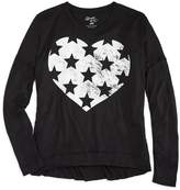 Flowers by Zoe Girls' Heart & Stars Tee