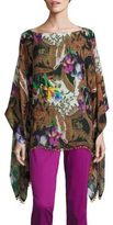 Etro Jungle Printed Top
