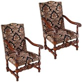 Toscano Milton Manor Armchair Design