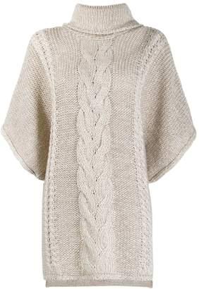 D'aniello La Fileria For cable knit jumper