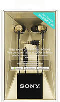 Sony MDR-EX650 In-Ear Headphones with Mic/Remote, Brass