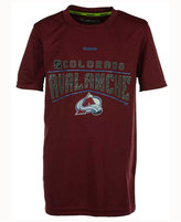 Reebok Boys' Colorado Avalanche TNT Freeze Reflect T-Shirt