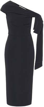 Roland Mouret Howe one-shoulder midi dress