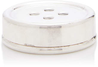 Christian Dior Mantiques Modern Vintage Silver-Plated Jewelry Box