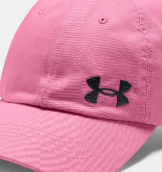 Under Armour Women's UA Cotton Golf Cap