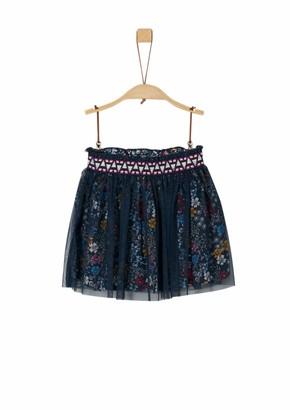 S'Oliver Girl's 53.909.78.8055 Skirt