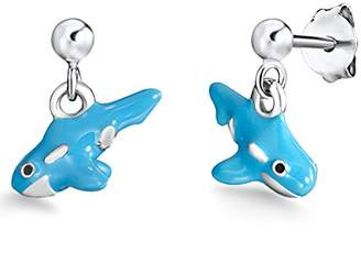 Rafaela Donata Kids Collection Rafaela Donata - Whale Stud Earring - 925 Sterling Silver, Silver Jewelry, Sterling Silver Earrings, Sterling Silver Balls Jewelry - 60911012